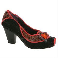 Poetic Licence Shoes Sweetalicious in Black Heels $128