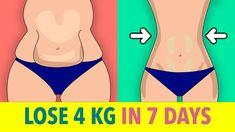 se mișcă constant pentru a pierde în greutate
