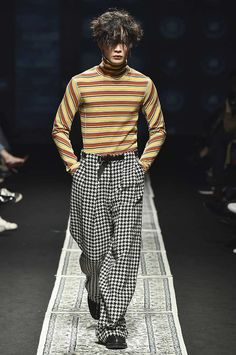 MÜNN Fall-Winter 2017/18 - Seoul Fashion Week