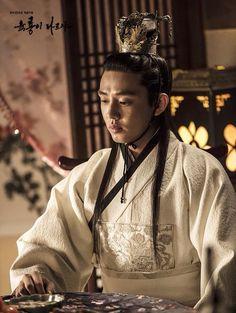 LeeBangWon Six Flying Dragons SBS drama 2015-16