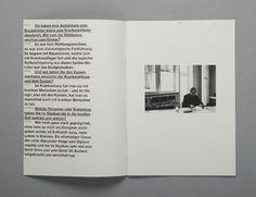 Christian Hermann Quinders / Victor Malsy – Eine kleine Reportage