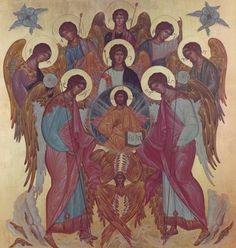 Holy Icons of Angels