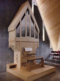 Ev. Kirche Waghäusel | Orgelbau Göckel GmbH