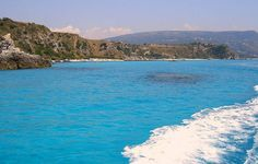 Spiaggia di Scalea, Calabria