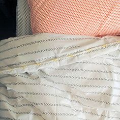 Grey Arrow Doona Cover