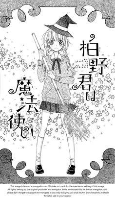 Romantica Clock 9.2: Kashino-kun, the True Magic User at MangaFox.me