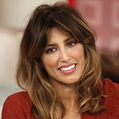 Jennifer Esposito is to guest star in several episodes of new drama Blue Bloods. Jennifer Esposito Blue Bloods, New Hair Do, Blowout Hair, Thing 1, Brown Hair With Highlights, Girl Celebrities, Dream Hair, Hair Dos, Ombre Hair