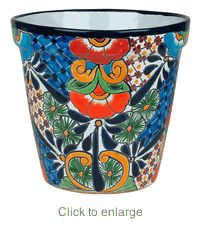 LOVE Talavera pottery