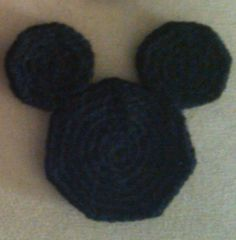 Inspired by a very good friend of mine who recently moved out on her own and has a very Disney themed apartment (at least in the kitchen). These coasters are very easy, and great for beginning crocheters in my opinion. The only difficulty may be the magic ring, a tutorial for which can be…