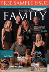 FREE Home Educating Family Magazine Sample Issue on http://www.icravefreebies.com/