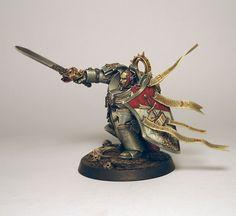 40k - Grey Knights Grand Master Kaldor Draigo by ~kadiel1 on deviantART