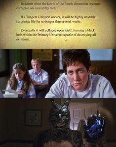 BROTHERTEDD.COM - noturnos: Donnie Darko (2001)
