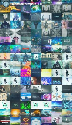 All the Alan Walker's EDMs from the beginning Dj Alan Walker, Allen Walker, Walker Art, Walker Join, Aly And Fila, Electro Music, Music Is My Escape, Kimi No Na Wa, Best Dj