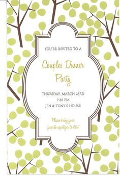 9 best southern invitations images on pinterest dinner invitation downloadable dinner invitations templates free download funny engagement invitation wording hd wallpaper stopboris Choice Image