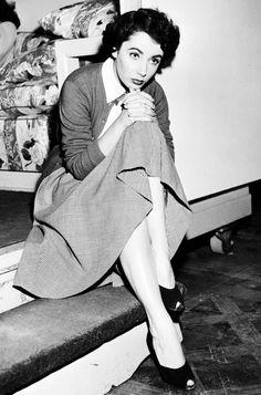 Elizabeth Taylor c. 1948
