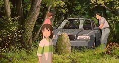 El viaje de Chihiro. <3