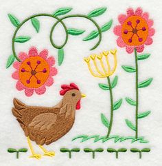 Machine Embroidery Designs at Embroidery Library! - Color Change - J9197 61914