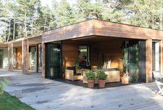 Bergman-Werntoft House von Johan Sundberg Arkitektur | Einfamilienhäuser