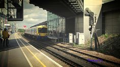 London Overground: Shepherd's Bush Station