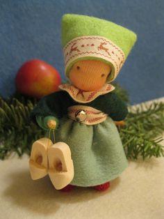 Weihnachtswichtelkind