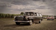 Mercedes 230 wagon - Classic Merc At classic days 2015