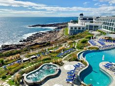 CLIFF HOUSE MAINE - Updated 2020 Prices &  Resort Reviews (Cape Neddick) - Tripadvisor Family Vacation Destinations, Family Vacations, Ocean Cliff, Cape Neddick, York Maine, Cliff House, Spa Services, Hotel Reviews, Beach Resorts