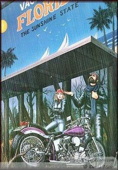 David Mann......been there, done that