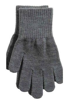 H&M - Gants gris