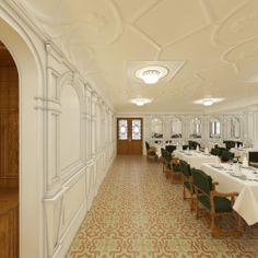Titanic Dinning Room (Imagine)
