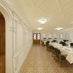 Titanic Dinning Room (Imagine)