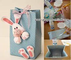 Recicla las cajas de leche o jugo para hacer... - Ideas creativas y manualidades
