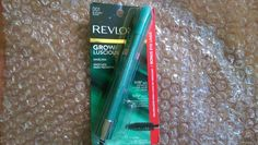 Revlon Grow Luscious Mascara Blackest Black 001 W/Bonus Eye Liner NEW PACKAGED…