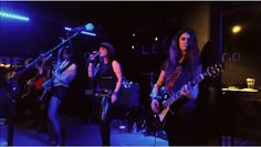 """Sylvy Angus Saralcolm: Back In Black AC/DC Female Tribute Live @ Legend Club Milan 2015   PUSSY/DC - A Whole Lotta AC/DC Female Tribute Band (from Italy) """"Back In Black"""" Live @ Legend Club (MILANO) - 25 Novembre 2015 PUSSY/DC - LINE UP: Grace Scott - Lead Vocals BarbaRudd - Drums Saralcolm - Rhythm Guitar SylvyAngus - Lead Guitar Alyff - Bass Guitar Special Thanks to Pietro Canal for the great video! Find and Like us on Facebook at the following link:http://ift.tt/2f3SfFm Booking & Contact…"""