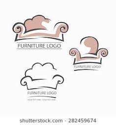 Sofa furniture logo for your business. Fast Furniture, Furniture Logo, Ikea Furniture, Furniture Design, Royal Sofa, Furniture Restoration, Living Room Sofa, Logo Design Inspiration, Art Logo