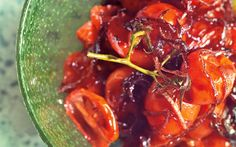 Put this tangy tomato salad in sandwiches or serve on its own.