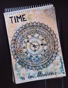 Mandala Art Lesson, Mandala Artwork, Mandala Painting, Doodle Art Drawing, Mandala Drawing, Art Drawings Beautiful, Art Drawings Sketches Simple, Zantangle Art, Pen Art