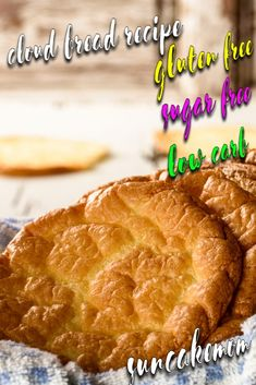 Do we really need bread or only our habits make us cling to our past? Let's whip up this cloud bread as a requiem for a breaded life! #cloudbread #keto #glutenfree #lowcarb #sugarfree #healthyrecipe #SunCakeMom Sun Cake, Cloud Bread, Low Carb Bread, Vegetarian Cheese, Tray Bakes, Bread Recipes, Glutenfree, Sugar Free, Keto