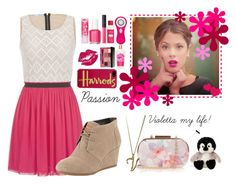 """""""Violetta Style #2"""" by violetta-leonetta ❤ liked on Polyvore featuring art"""