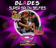 BLADES' SALON SELFIE COMPETITION Submit your entry via email to: cs@bladeshairdressing.com or by Private Message to our Facebook page. #salonselfie #salonselfies #bladessupersalon #supersalon #blades #bladeshairdressing #bladeshairdressinglimited #bladesbarbers #thebarbersbasement #ourimageislookinggood @bladesjersey