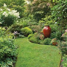 Fresh and beautiful backyard landscaping ideas 09