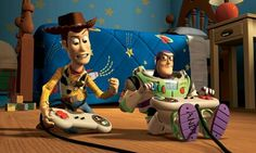 Grab your favorite childhood toys and make a peppermint latte: Disney Pixar has announced a new Toy Story short coming this Christmas! Wall E, Disney And Dreamworks, Disney Pixar, Disney Characters, Disney Animation, Walt Disney, Woody Et Buzz, Aliens, Pixar Quotes