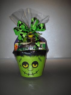 Halloween Goodie Basket