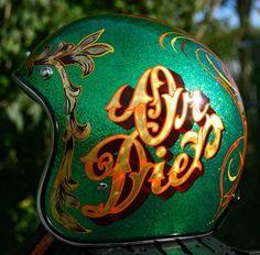 .Nice colors - helmet