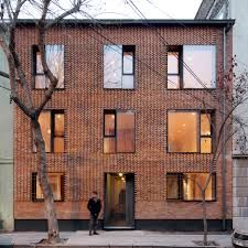 Image result for contemporary brick apartment