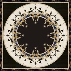 Model:	 MWS-753 Finish:	 Polished Material:	 Marble-With Aluminum Backing  View more majestic design tiles at: http://atmarbledesign.com/index.html