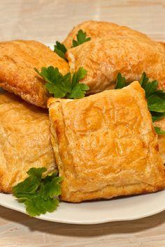 Love Birds - Chicken in Pastry Recipe