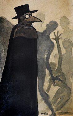 plague doctor                                                                                                                                                                                 Więcej