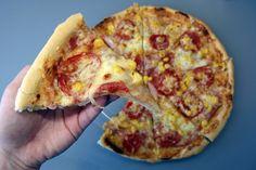 Domácí pizza Pizza, Cheese, Food, Essen, Meals, Yemek, Eten