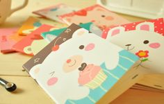 Kawaii Notebooks