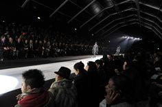 Milan Fashion Week, Women Fall Winter 2011/2012. Moda Donna, Autunno Inverno 2011/2012. Sfilata Dsquare2. Nella foto: Ambienti     awesome! repin pls!